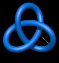 blue_trefoil_knot