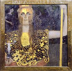 230px-Klimt_-_Pallas_Athene
