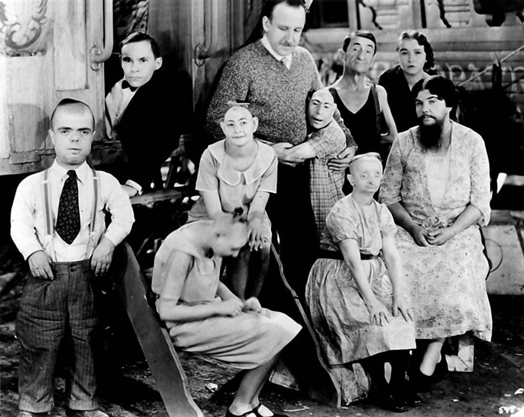 """Filmstill aus """"Freaks"""" von Tod Browning"""